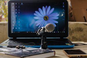 mikrofony do komputera